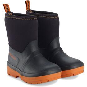 """Tretorn Kids Kuling Neoprene Rubber Boots Black"""
